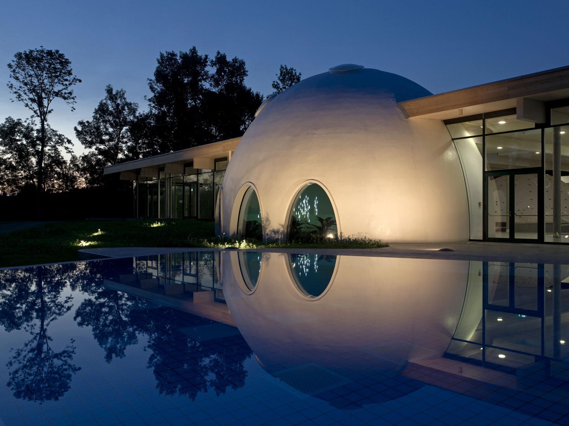 behnisch architekten thermal spa bad aibling. Black Bedroom Furniture Sets. Home Design Ideas