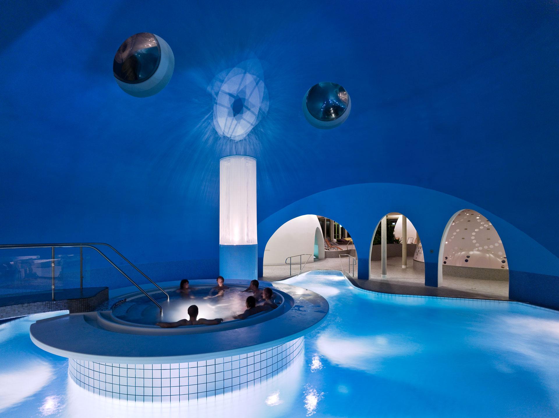 Behnisch Architekten Thermal Spa Bad Aibling